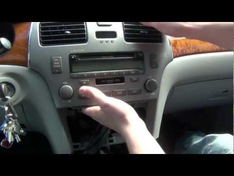 Lexus Car Fix Diy Videos