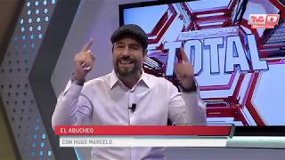 El Abucheo con Hugo Marcelo en TVCD Total 18 11 18