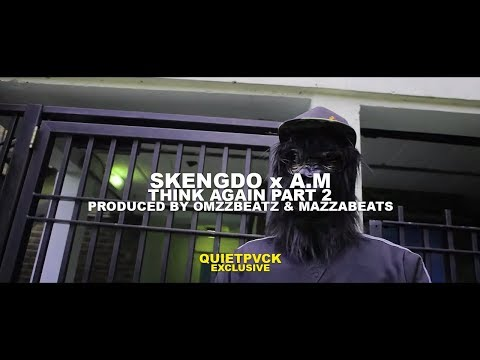Video 410 (Sparkz, Skengdo & A.M) - Think Again Part 2 [Prod. OmzzBeatz x MazzaMurda] [Music Video] download in MP3, 3GP, MP4, WEBM, AVI, FLV January 2017