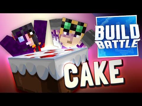 UKVideos Minecraft Build Battle CAKE