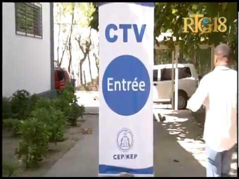 Haïti.- La deuxième journée de travail au Centre de tabulation des votes
