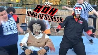 "GTS wrestling supercard event features an attack by a horror movie monster giant leatherface during a u.s. championship battle royal triple threat match with wwe finishing moves like randy orton rko, and the mark takes on mathias in the main event in this professional wrestling ppv entertainment video!Save 10% on your wrestling figures with promo Code ""GRIM"" here: http://www.ringsidecollectibles.com/Merchant2/merchant.mv?&DHPlease rate comment and subscribe to this channel for the most fun wwe style wrestling channel on youtube! This is not a real fight it is professional wrestling style wwe entertainment. Dont miss daily episodes from the greatest toy collector of all time, GRIM!OUR SECOND CHANNEL: http://www.youtube.com/user/kidlockdmhOFFICIAL WEBSITE: http://grimstoyshow.com/GET GRIMS TOY SHOW TSHIRTS HERE!! http://440416.spreadshirt.com/FOLLOW US ON TWITTER https://twitter.com/GrimsToyShow Grims Toy Show does NOT have a FACEBOOK GRIM'S fan run INSTAGRAM account @GTSAMABASSADORHeart of the Beast by Kevin MacLeod is licensed under a Creative Commons Attribution license (https://creativecommons.org/licenses/by/4.0/)Source: http://incompetech.com/music/royalty-free/index.html?isrc=USUAN1100209Artist: http://incompetech.com/"