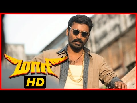 Video Maari Tamil Movie | Scenes | Dhanush threatens Vijay Yesudas to release Shanmugarajan download in MP3, 3GP, MP4, WEBM, AVI, FLV January 2017