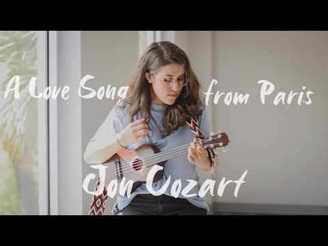 Tourist: A Love Song from Paris - Jon Cozart (Natalia Restrepo Cover)