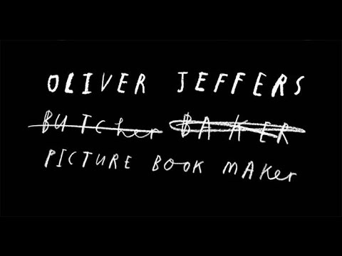 Oliver Jeffers Picture Book Maker