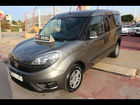 Voir video Fiat DOBLO PANORAMA EASY MJT