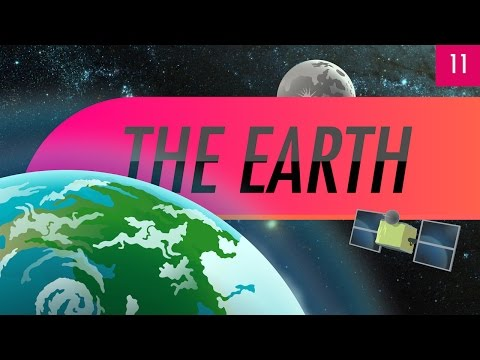 The Earth: Crash Course Astronomy #11