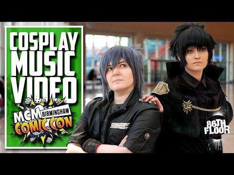 MCM Birmingham Comic Con November 2017 - Cosplay Music Video