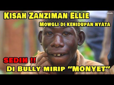 【IBU : Anakku Adalah MUKJIZAT】Kisah Zanziman Ellie - Mowgli Dalam Dunia Nyata