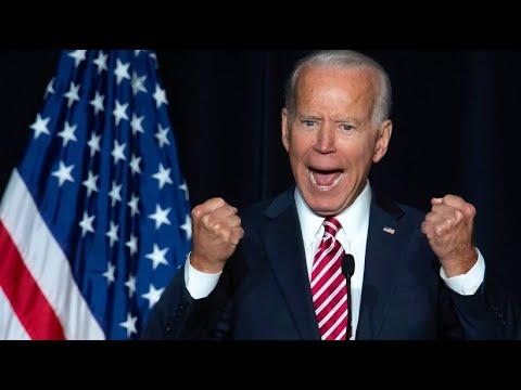 USA: Trump beleidigt Ex-Vize Joe Biden, der tritt off ...