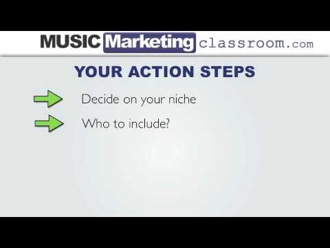 Music Marketing Challenge Day 24 – Definitive Guide to Your Music Scene