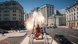"""Вячеслав Мясников в фильме """"Везучий случай"""". Трейлер"""