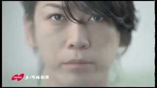 """Kamenashi Kazuya - New CM SOURS Gummy x Joker Game """"Sentou Edition"""" (2015/01/17)"""