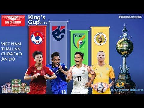 [TRỰC TIẾP] King's Cup: Việt Nam vs Thái Lan (19h45, 5/6). Dự đoán nhận định. VTC 1, VTV5 trực tiếp - Thời lượng: 21:58.