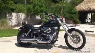 10. Used 2013 Harley Davidson Dyna Wide Glide Motorcycles for sale