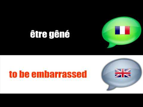 SURVIVAL FRENCH : NEGATIVE EXPERIENCES