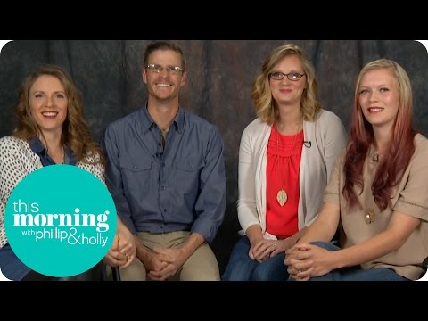 Holly and Phillip Meet the Man With Three Wives | This Morning