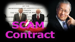 Video HSR High Speed Rail  contract a SCAM between Malaysia and Singapore MP3, 3GP, MP4, WEBM, AVI, FLV Desember 2018