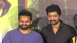 Naandi Movie Teaser Launch Video | Allari Naresh | Sai Dharam Tej