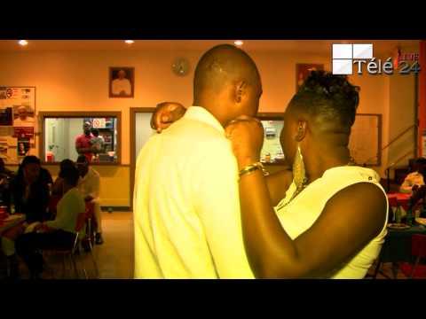 Télé 24 Live: Yasmine Manzumba et Nita Maway Célèbre 1 an d'anniversaire de leur enfant Fergany Gloire Manzumba.