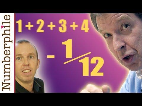 把1加到無限大 得到的答案將使你吃驚!