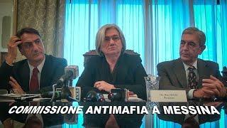 Commissione antimafia bindi d'uva giarrusso