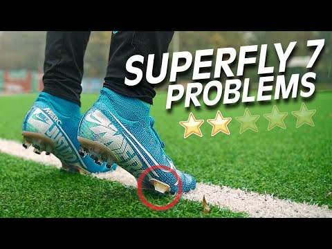 Nike Mercurial Superfly 7 Test Review