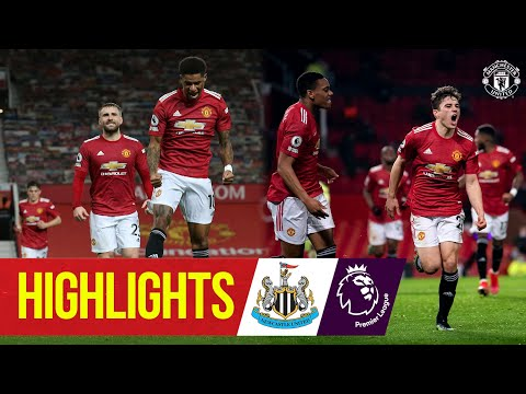 FC Manchester United 3-1 FC Newcastle United