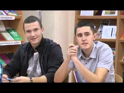 Знай наших. Председатель студенческого совета Тихорецкого района  Александр Малышев.
