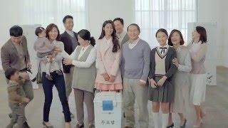 제20대 국회의원선거 TVCF, 설현의 아름다운 고백(엄마의 생신편)  영상 캡쳐화면
