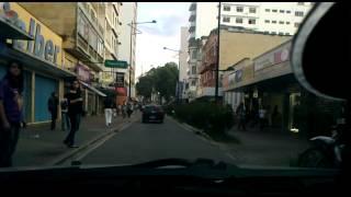 Ruas de Barbacena