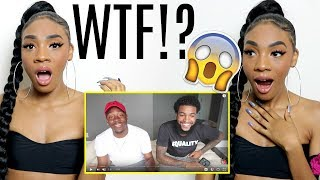 REACTING TO PEOPLE WHO SMASH OR PASSED ME! D&B Nation, DDG, Chris and Queen |KellieSweet