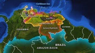 Venezuela - Geography