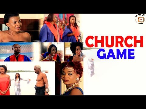 Church Game Season 1 - 2017 Latest Nigerian Nollywood Movie