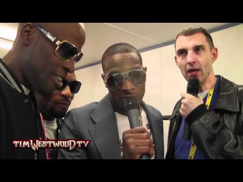 0 VIDEO: D'banj Hanging Backstage With Tim Westwood At Hackney WeekendTim Westwood dbanj