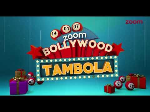 ZOOM brings Bollywood Tambola for the first time ever on Indian Television