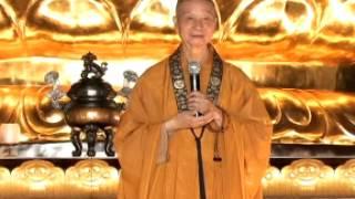 CHÂN LINH - HT THÍCH TRÍ QUẢNG thuyết giảng ngày 01.05.2011 (MS 14/2011)