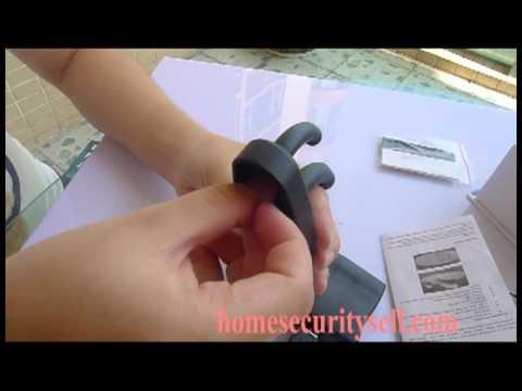Multifunction Hook hidden Spy Camera Indoor home security surveillance camera clothes Hook