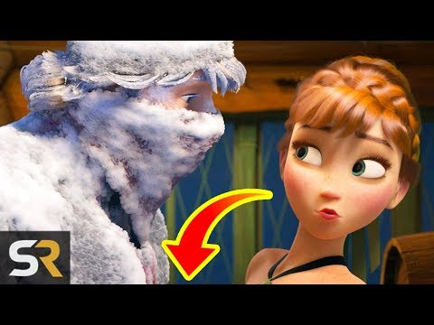 Adult Jokes Hidden In Children's Movies