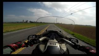 5. 2005 BMW K1200 LT test drive review