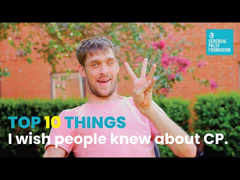 Top 10 Things I Wish People Knew About Cerebral Palsy