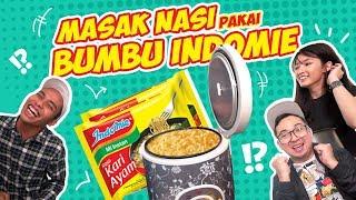 Video COOKING RICE PAKE INDOMIE BUMBU Wkwkwkwk Enak Gak Ya!? #EGY MP3, 3GP, MP4, WEBM, AVI, FLV Juli 2018