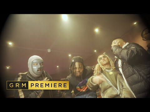 Yxng Bane x Nafe Smallz x M Huncho  - Dancing On Ice [Music Video] | GRM Daily