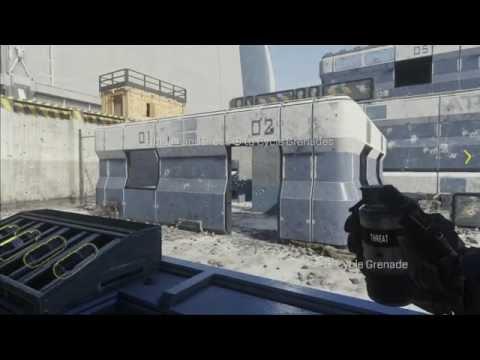 Экскурсия по военной базе с Кевином Спейси: Call of Duty: Advanced Warfare