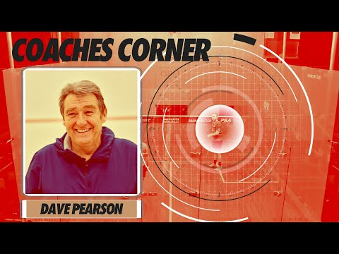 Squash Tips: Coaches Corner with David Pearson - Tactical Tip