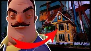 HUGE NEW HOUSE UPDATE!!! | Hello Neighbor | Alpha 3 Update