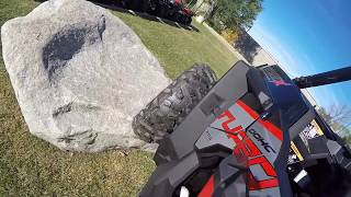 9. 2018 Polaris RZR Turbo Dynamix - New UTV for sale - Lakeville, MN