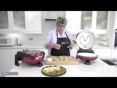 The SMART Pizza Maker (SSPM4000)