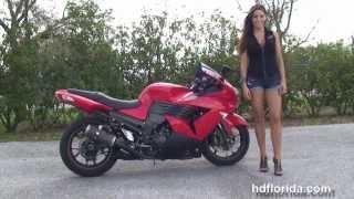 7. Used 2006 Kawasaki Ninja ZX-14 Motorcycles for sale - Ocala, FL