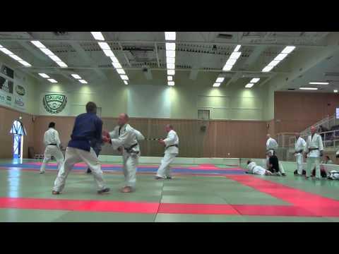 Sport Ju-jutsu – Testing for 2nd Dan